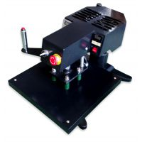 促销B1 40*50cm  气动摇头烫画机 高压烫画热转印机 CE认证