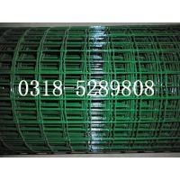 养鸡铁丝围栏网|绿色环保PVC浸塑波浪网|耐腐蚀绿色养殖网|安平中博