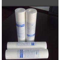 【蓝装商贸】批发10寸压纹PP棉,净水器滤芯,净水器耗材,净水器配件