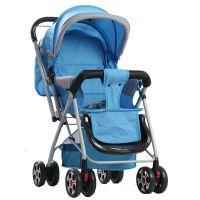 玛帝斯婴儿推车婴儿车宝宝手推车童车夏季高景观避震轻便可躺可坐