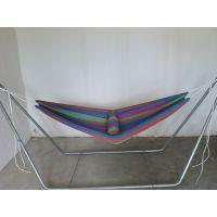 厂家新款帆布吊床      送收纳袋     6米绑绳