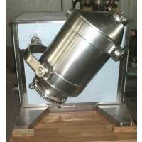 SBH不锈钢高效医药 三维运动混合机 小型实验室专用混料机 定制