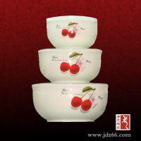 陶瓷礼品碗 会议纪念品定做陶瓷礼品碗