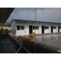 高新区专营活动房系列(彩钢板房,雅致房,岩棉板复合房)钢结构车间