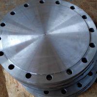 河北龙业供应DN500 PNa4.0 Q345B高压盲板 合金钢