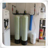 厂家低价批发 井水澄清净化处理设备 除铁除锰过滤器 地下水除浑浊杂质净水器 品质保证 价格实惠