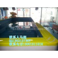 供应石家庄晋州市供应儿童钢结构拼装模块池婴幼儿单面洗澡盆
