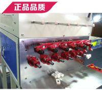 上海高速绕线机带绞线 低频变压器六轴绞线机.六轴绞线绕线一体机
