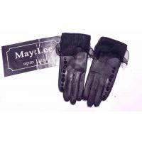 2015春装新款韩国代购东大门正品批发女式MayLee-L制作加绒手套