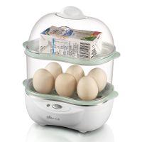 Bear/小熊 ZDQ-2041煮蛋器 双层大容量煮蛋器全不锈钢底蒸蛋器