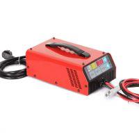 48V30A铅酸蓄电池电动观光车堆高车智能高频充电机充电器