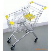 知名品牌英德利 超市购物车 欧式手推车 厂家直销可定做