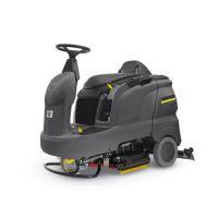 工厂车间洗地机 仓库洗地吸水机 凯驰全自动洗地机BD530