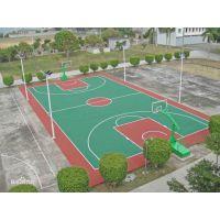安徽天长市硅pu篮球场材料施工