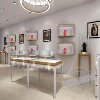 广州珠宝展柜厂告诉你,总结是的进步方法