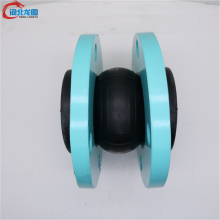 生产制作EPDM三元乙丙橡胶软接头 耐磨管道橡胶软接头 不锈钢橡胶软接头
