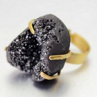 欧美外贸eBay 速卖通 水晶戒指 手工编织 水晶晶牙戒指