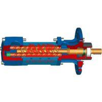 供应高压冲洗泵ATS25-50数控加工中心刀具冷却冲洗排屑泵组 AKP