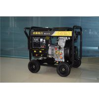 350A柴油发电电焊机-生产车间用发电电焊机