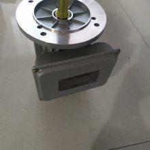 单相220V铝壳电动机大法兰B5-ML100L1-4-2.2KW湖北武汉地区液压设备常年需求
