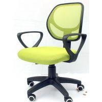 天津办公椅子现代简约,板式员工椅子实木椅办公椅,鸿信公司