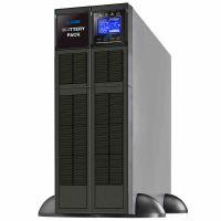 雷迪司GR10K机架式塔式UPS电源10KVA 8000W延时10分钟LCD可扩时间