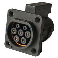 供应V2Z-DSI-EL-EV16/32S交流充电插座(供电端)