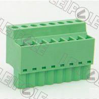 供应特供总代理上海雷普LEIPOLE线路板端子系列-插拔式接线端子PCB端子 2ELPKC-5.08