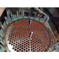 约克冷水机维修 约克螺杆压缩机进水维修