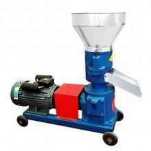 水产养殖饲料膨化机 泥鳅膨化机 两毫饲料膨化机价格