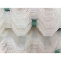 水处理塑料斜管填料安装方法 全新PP蜂窝斜管填料