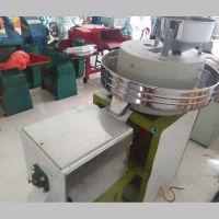 振德厂家直销电动石磨米粉机 小麦全自动面粉石磨机