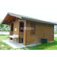 供应水泥仿木预制組合式房屋 活动房 接受订制