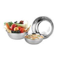 Steel pots  一件代发餐具 20、22、24CM三件套调料盆