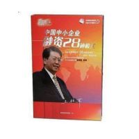 正版_ 中国中小企业融资28种模式王铁军前沿讲座6_现货