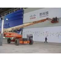 上海松江提供影视广告拍摄需要用高空作业车登高车出租租赁