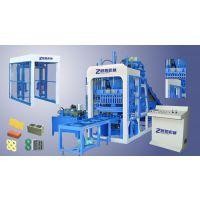 现货全自动免烧砖机小型空心砌块机 全自动半自动垫块机品质保证