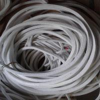 黑四氟盘根厂家供应聚四氟乙烯编织盘根