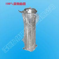 【弘扬】硅磷晶罐 酒店浴池热水工程 锅炉设备除水垢 不锈钢硅磷晶罐