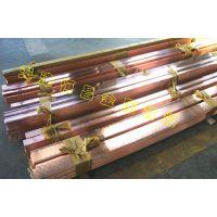 扁铜载流量国标价格咸阳40*4接地铜排厂家紫铜条加工价格铜排材