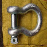 电镀锌弓形卸扣规格型号-弓形卸扣使用规范-元隆紧固件专业解答
