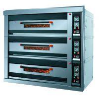 批发供应赛思达电烤炉、三层六盘商用电烤箱