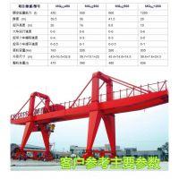 上海浦东5t龙门吊|行吊厂家门式起重机的特点