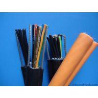 葫芦电缆,带钢丝耐抗拉葫芦电缆上海标柔厂家直销。