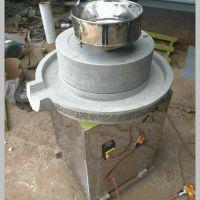振德供应家用小型石磨豆浆机 单相电多功能肠粉石磨机