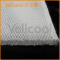 泉州3D网布工厂直销3D纯织物纤维材料三明治网眼布