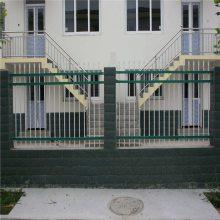 铁花围墙护栏 塑钢围墙栏杆 铁艺护栏多少钱一米