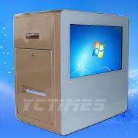 22寸微信广告机 |YCTMIES微信照片打印机 全视角微信打印机