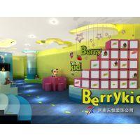 郑州早教中心装修设计必须要考虑到孩子的健康和安全