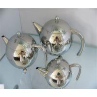 厂家直销不锈钢咖啡壶奶壶航空壶茶壶鼓形壶